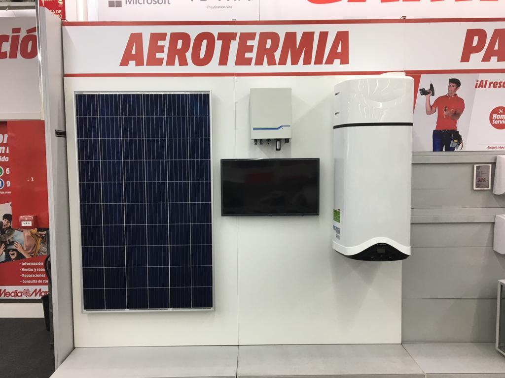 Fotovoltaica en Mediamarkt